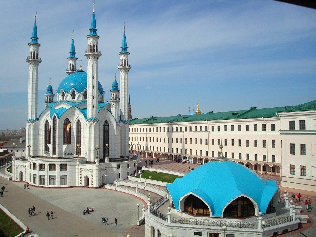 Знаменитые места Казани: куда отправиться в главном городе Татарстана?